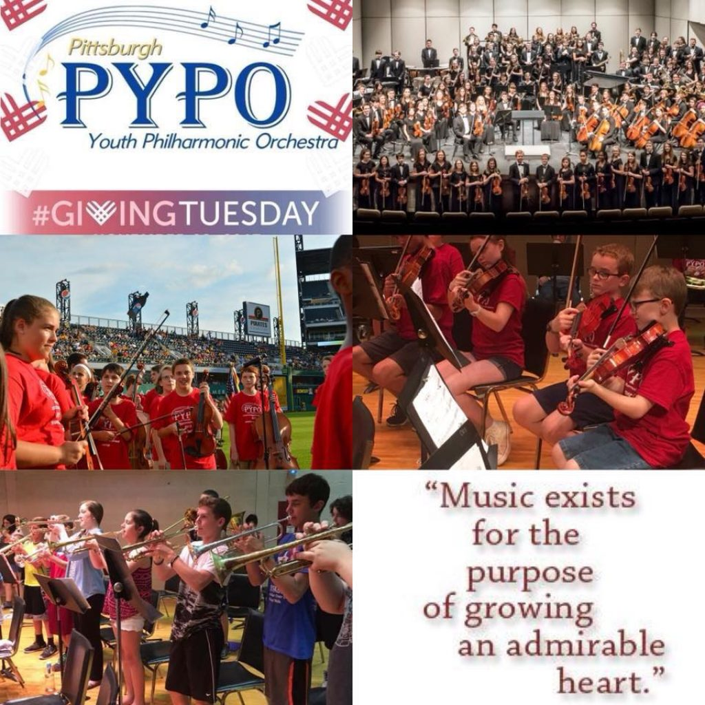 GivingTuesday 2019 – PYPO